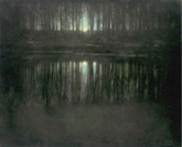The Pond - Moonlight