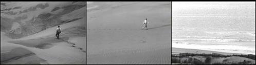 """Images extraites de """"la Femme des Sables"""" de Hiroshi Teshigahara - 1964"""