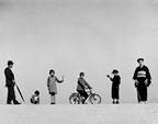 Shoji Uead - Ma Famille sur la Dune
