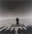Shoji Ueda - Dunes, portrait de Sooji Yamakawa